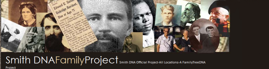 Smith DNA Project Blog