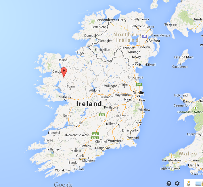 Map Of Ireland Mayo.Map Photos Map County Mayo Ireland Smith Dna Official Project