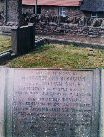 William Smith grave