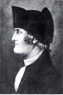 Col Merriwether Smith (1730-1794) of Bathurst, Essex Co, VA, member of the old Congress