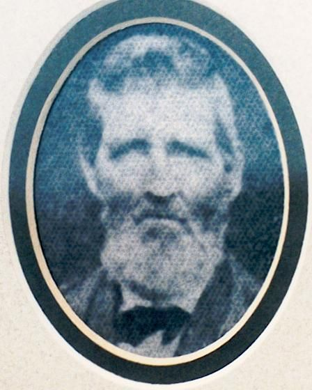 Peter Dingess Smith b 1805 VA d 1878 Hays Co TX